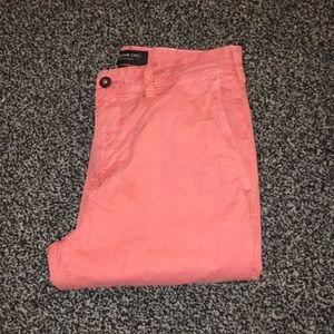 Pink Chino Pants